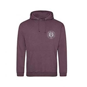 BIT OF SALT AWD HOODY JH001 wild mulberry