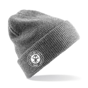 BIT OF SALT BEANIE GREY