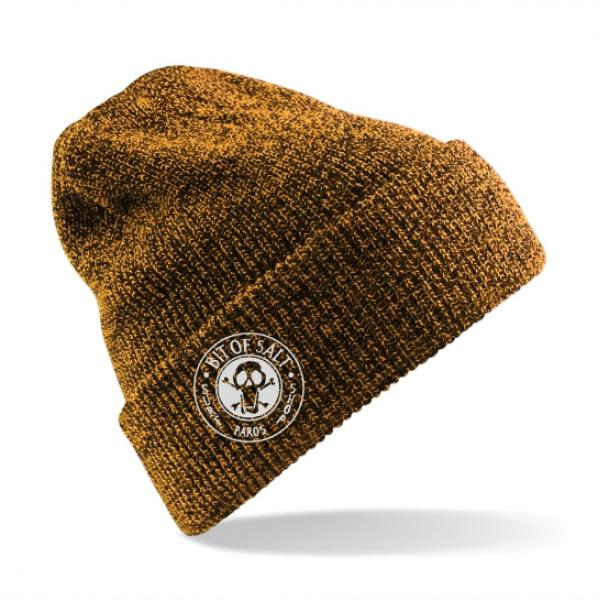 BIT OF SALT BEANIE MEDIUM MUSTARD