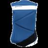 BRUNOTTI DEFENCE WAKE VEST BLACK/BLUE (FRONTZIP)