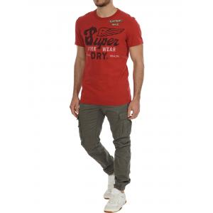 SUPERDRY PREMIUM WORK WEAR TEE