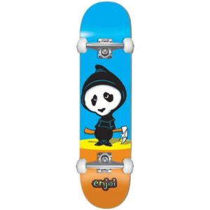 Enjoi Creeper Youth Fp  (Blue Orange)