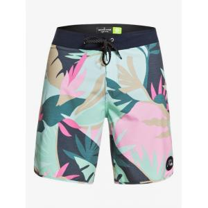 "QUICKSILVER Highline Tropical Flow 19"" Boardshorts"