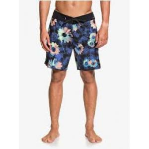 "Quiksilver Highline Sprayed Daisy 17"" Boardshort"