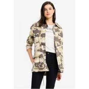 SUPERDRY AOP DESERT ROOKIE JACKET