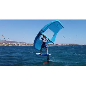 MANTA FOILS FULL PACKAGE DEAL WING+FOIL+INFLATABLE BOARD (USED)