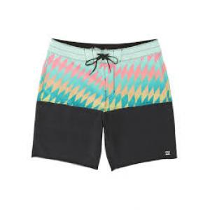 "Billabong Fifty 50 Pro 19"" - Printed Board Shorts"