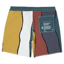 "Billabong Pukas Factory 17"" - Board Shorts"