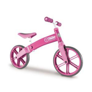 YVolution Ποδήλατο Ισορροπίας Y Velo – Pink
