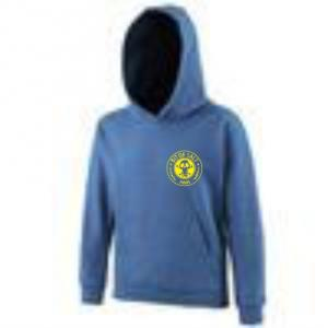 BIT OF SALT JH01J KIDS HOODY airforce blue