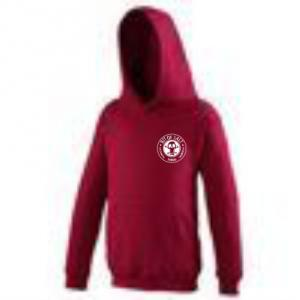 BIT OF SALT JH01J KIDS HOODY red hot chilly
