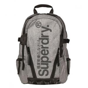 SUPERDRY COATED MARL TARP BACKPACK