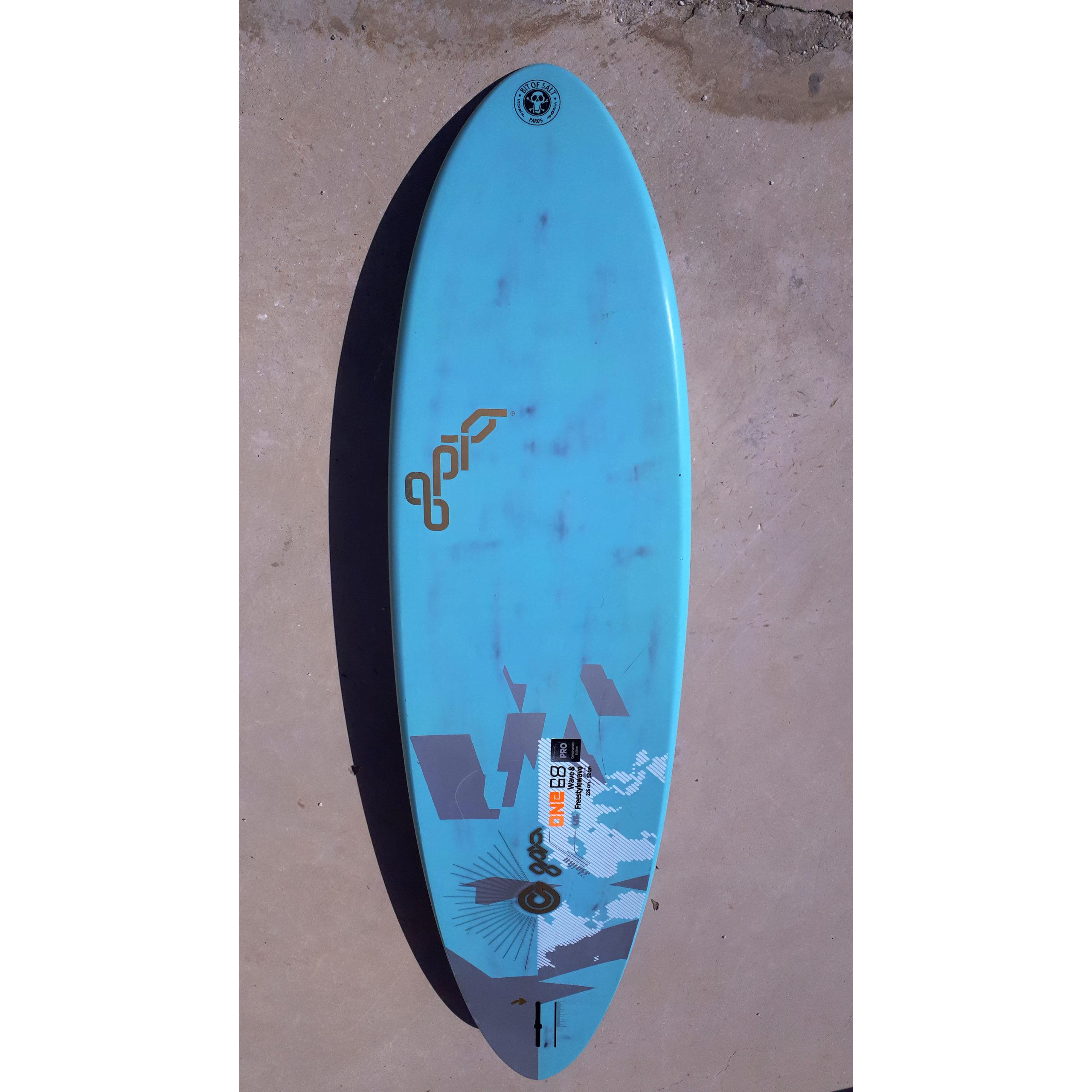 FANATIC WAVE &FREESTYLE 68lt PRO (AS NEW)