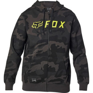FOX  APEX CAMO ZIP FLEECE