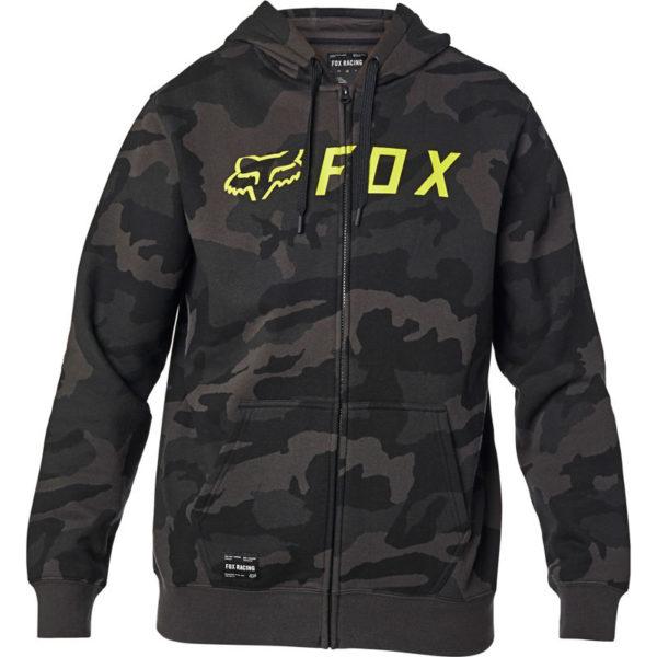FOX  APEX CAMO ZIP FLEECE