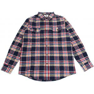 VISSLA Bluff Plaid