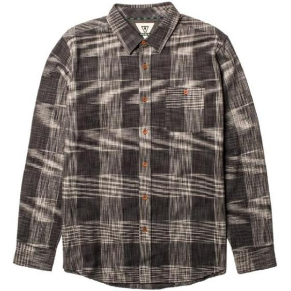 VISSLA Checked Out Flannel Shirt