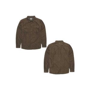 VISSLA El morro flannel shirt