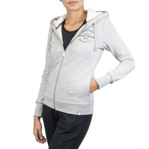SUPERDRY APPLIQUE ZIPHOOD