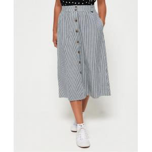SUPERDRY Mila Midi Skirt