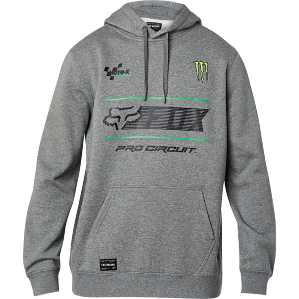 FOX PRO CIRCUIT PULLOVER FLEECE