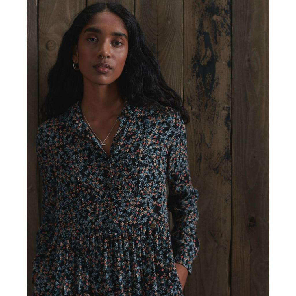 SUPERDRY KATHRYN SHIRT DRESS