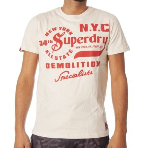 Superdry Demolition Crew T-Shirt