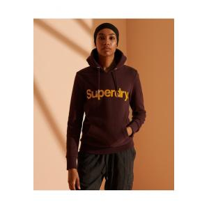 SUPERDRY CL FLOCK HOOD