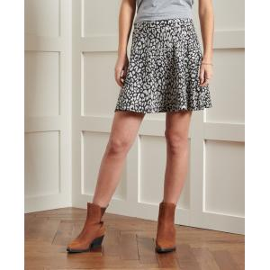 SUPERDRY RILEY SKATER SKIRT
