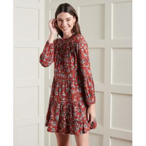 SUPERDRY RICHELLE LS DRESS