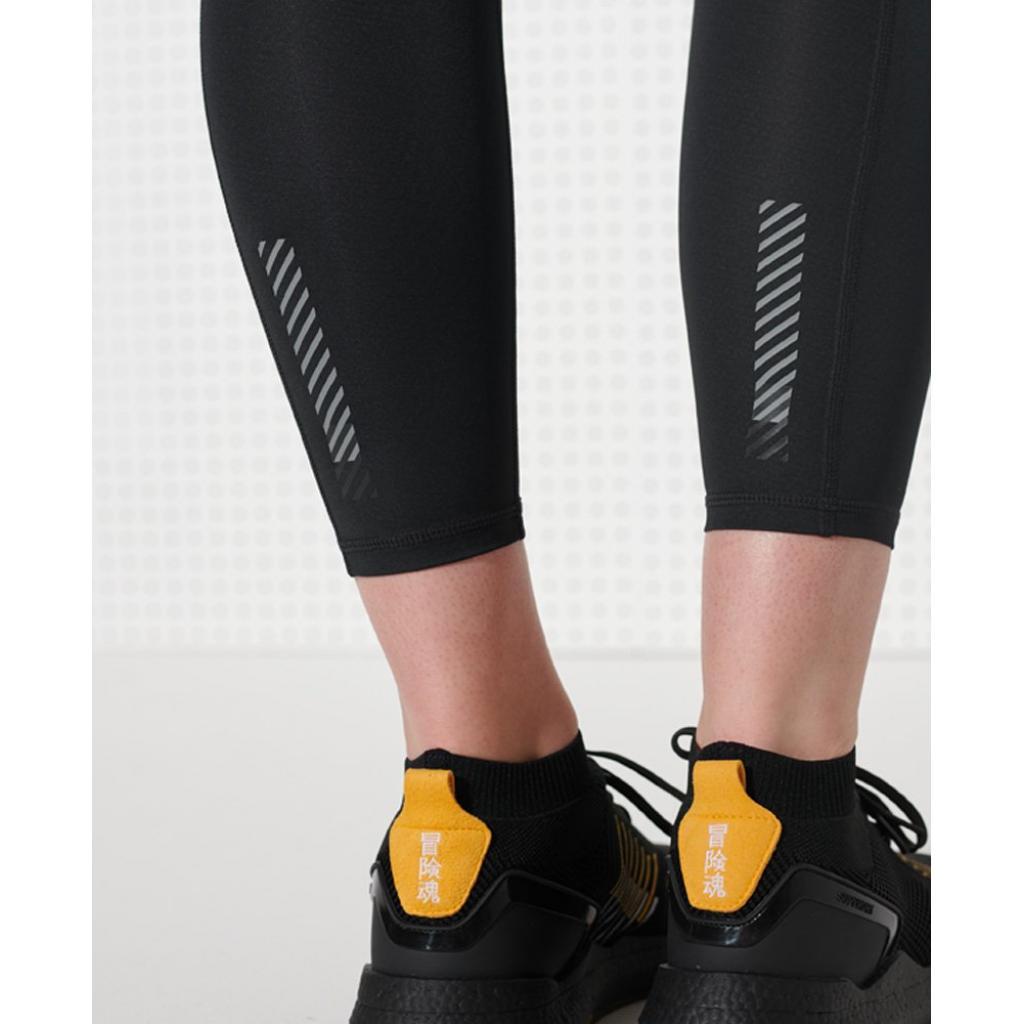 SUPERDRY RUNNING SPRINT LEGGINGS BLACK