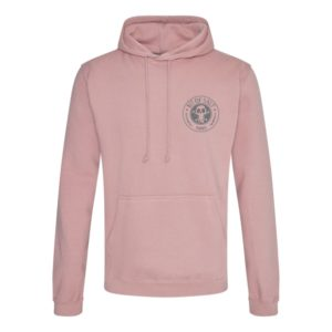 BIT OF SALT AWD HOODY JH001 DUSTY PINK