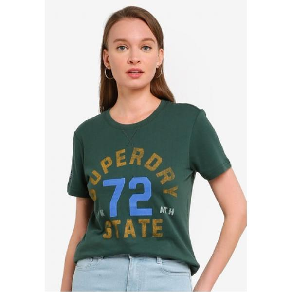 SUPERDRY T&F CLASSIC TEE