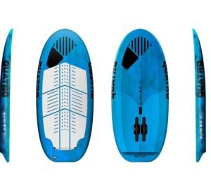 "QUATRO WING DRIFTER PRO (5'8"") (AS NEW)"