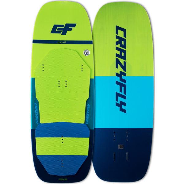 CRAZYFLY FOIL BOARD CHILL (130x46)