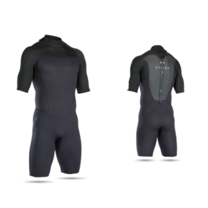 ION WETSUIT STRIKE ELEMENT SHORTY SS 2/2 DL BACK ZIP 2020