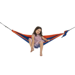 TICKET THE MOON MINI HAMMOCK (BLUE ORANGE)