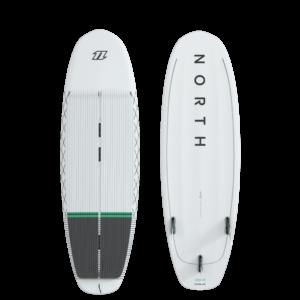 NORTH KITEBOARDING CROSS FREERIDE SURF 5.2 COMPLETE