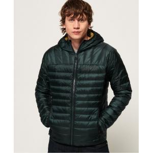 SUPERDRY CORE DOWN JACKET EAGLE GREEN
