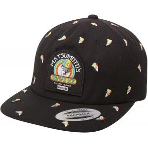 HURLEY M MATSUMOTO SHAVE ICE CONE HAT