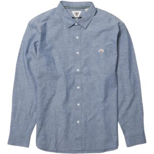 VISSLA SETS LS ECO SHIRT