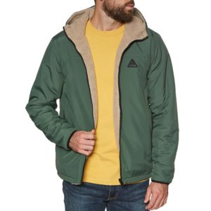 BILLABONG SWITCHBACK RVSBL JACKET FOREST