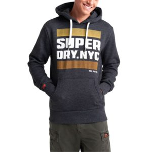 SUPERDRY NYC TAB HOOD