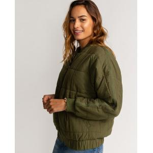 BILLABONG STORM JACKET CANTEEN