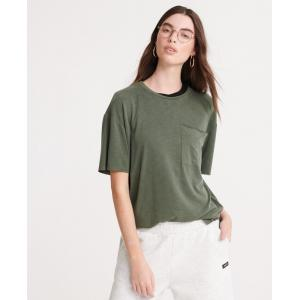 SUPERDRY CANYON ESSENTIAL POCKET TEE