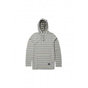 VISSLA THE BOX HOODED HENLEY